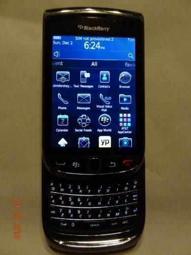 Teléfonos celulares desbloqueados,blackberry torch 9800...
