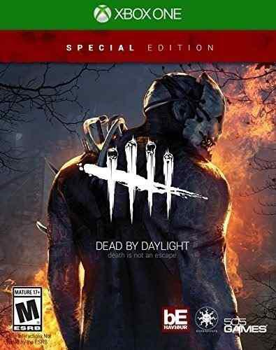 Xbox one dead by daylight special edition nuevo facturamos!!