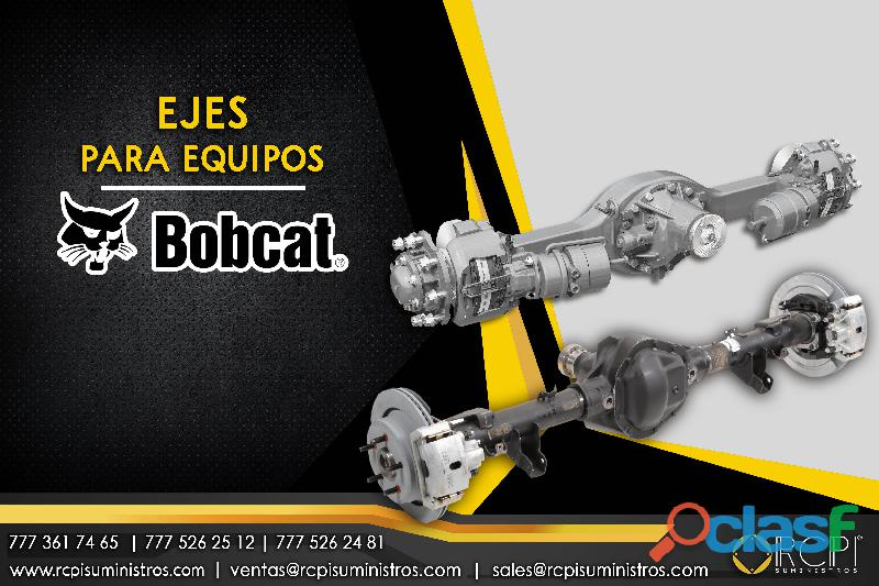 Diferenciales para maquinaria Bobcat
