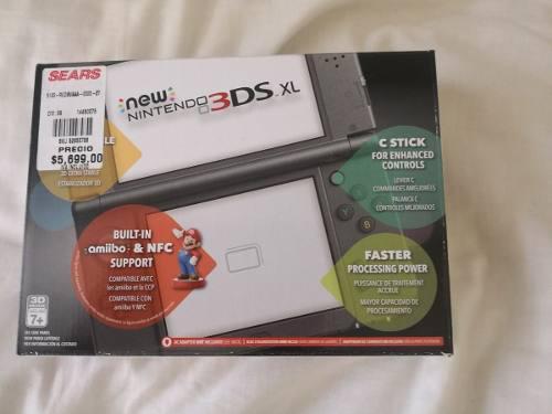 New nintendo 3ds xl juegos