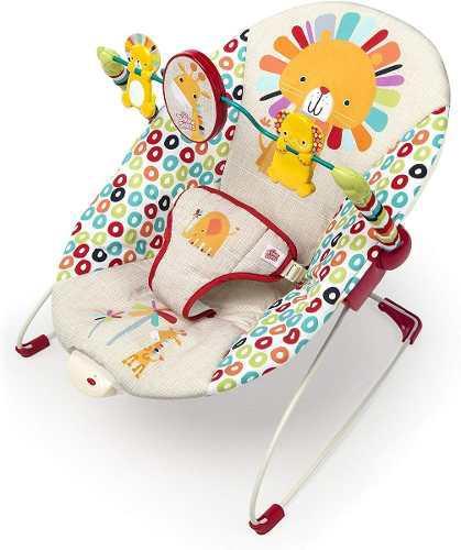 Bouncer bebé silla bright starts