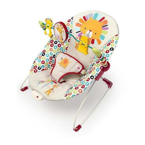Bouncer mecedor bebe bright starts vibradora pinwheels