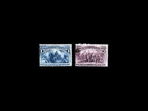 Estampillas: estados unidos 1893