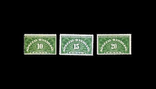 Estampillas: estados unidos 1925 a 1929