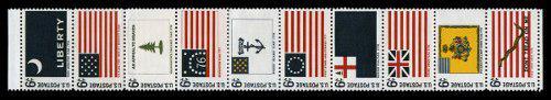Estampillas: estados unidos - 1968
