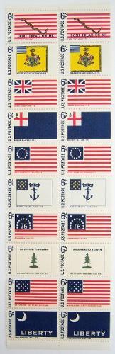 Estampillas: estados unidos 1968 (en bloque)