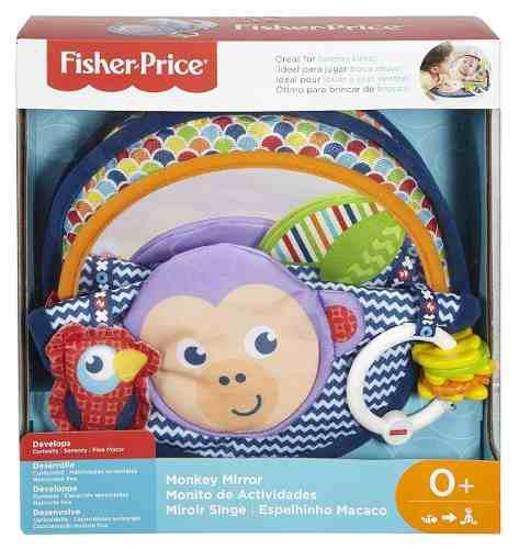 Monito de actividades fisher price juguete estimulacion bebe