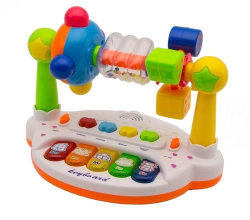 Pk piano musical juguetes niños baby bebe didactico 958-4