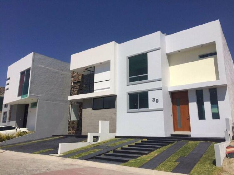 Renta casa senderos monte verde tlajomulco