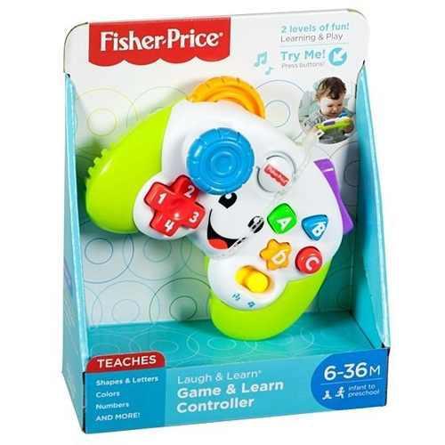 Ríe y aprende control juega y aprende conmigo fisher price