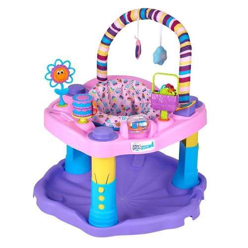 Silla mecedora para bebé evenflo juegos y sonido juguetes