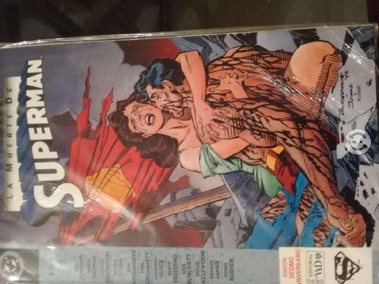 Superman muerte edicion 【 ANUNCIOS Noviembre 】 | Clasf