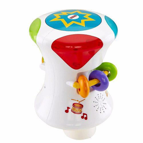 Tambor musical 2 en 1 fisher price