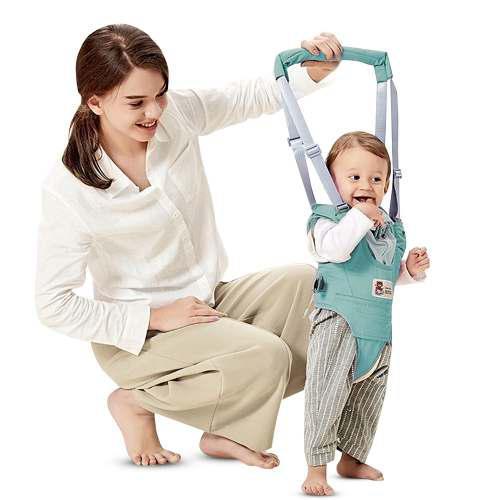 Toddler walker stand up walking learning helper para bebé