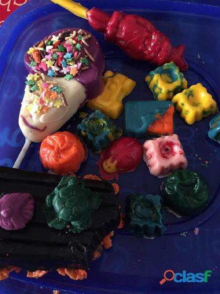 Clases de chocolateria para niños o adultos