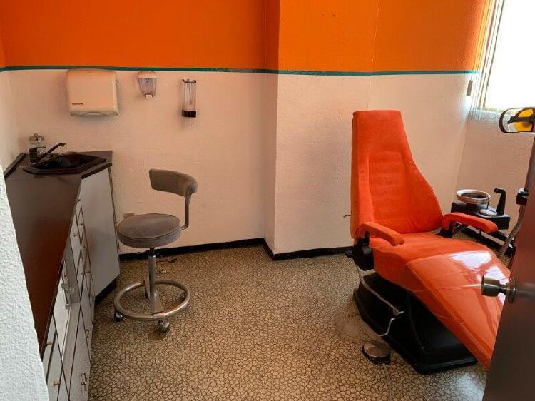 Consultorio dental en renta