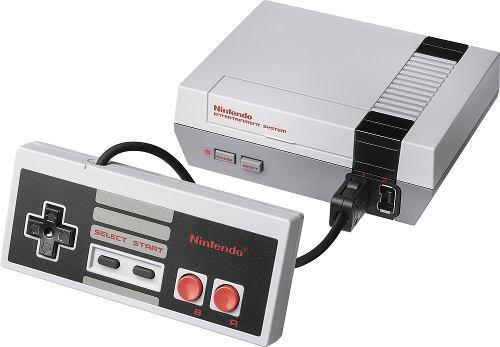 Consola nintendo nes classic edition 30 juegos nes clasicos