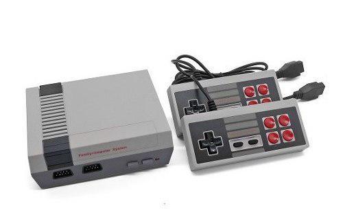 Consola nintendo nes retro 2 controles + 620 juegos