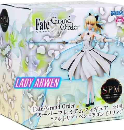 Fate stay night grand order saber lily altria pendragon spm