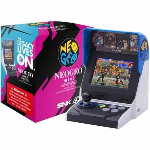 Mini consola tipo nes retro juegos cargados clasica