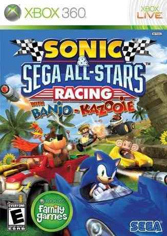 Sonic & Sega All Star Racing Xbox 360