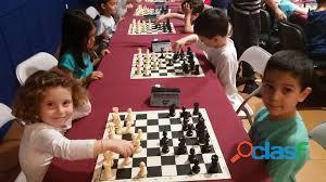 Cursos de ajedrez en villas de la hacienda, arboledas