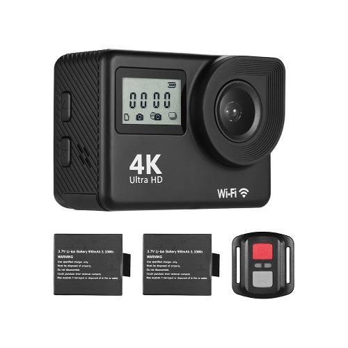 4k ultra hd wifi camara accion deportiva 18mp 170 ancho