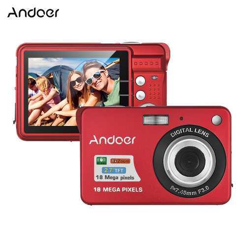 Andoer 18m 720p hd digital cámara vídeo con la videocámar