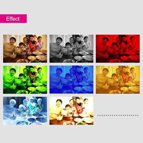 Andoer digital cámara vídeo andoer hd -460s 1080p fhd 24m