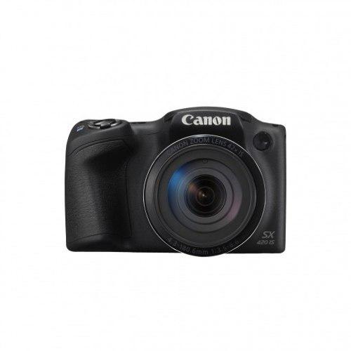 Cámara digital canon powershot sx420 is 20.0 megapíxeles