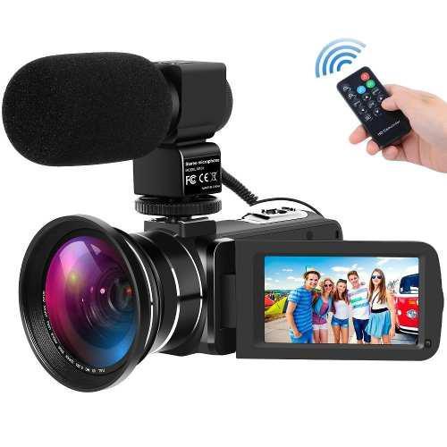 Cámara digital videocámara full hd 1080p 24.0 mp oferta!