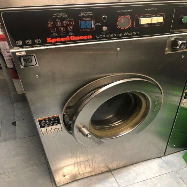 Traspaso de lavandería en roma norte