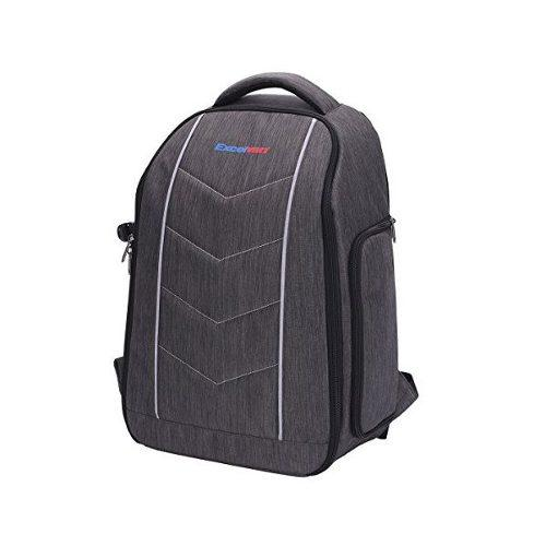 Viajes excelvan camera bag mochila para cámaras slr / dslr
