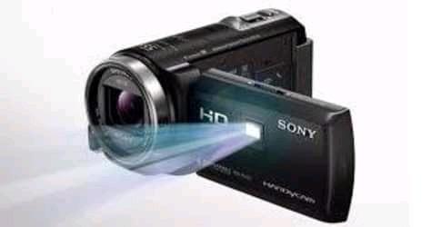 Videocámara digital sony hdr-pj230