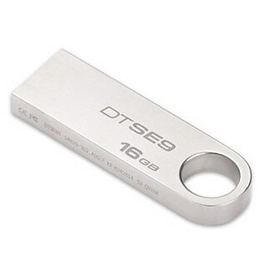 Memoria usb 16gb kingston metalica dtse9 manejamos mayoreo