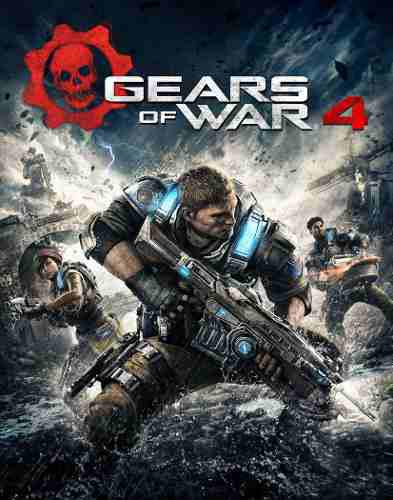 Gears of war 4 pc/windows (original online)