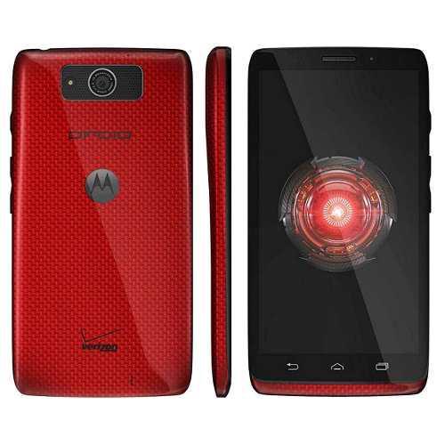 Motorola droid maxx xt1080 rojo nuevos caja sellada liberado