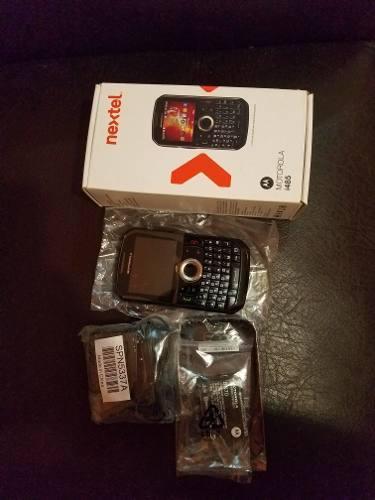 Motorola i485 nextel iden ptt