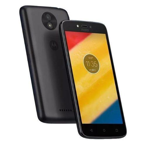 Motorola moto c xt1750 de 8 gb red 4g android 7 camara 5+2m