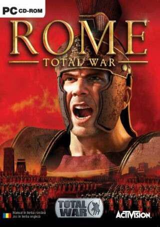 Roma total war + expansiones juego pc disco fisico (3 en 1)