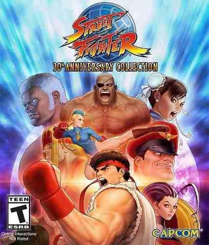Street fighter 30 aniversario incluye 12 juegos!!-pc digital