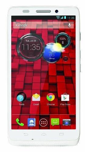 Teléfonos celulares,motorola droid ultra, blanco de 16 g..