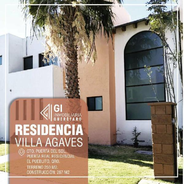 Venta de maravillosa casa familiar en exclusivo fracc. villa