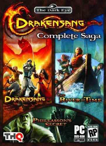 Videojuego pc drakensang: saga completa