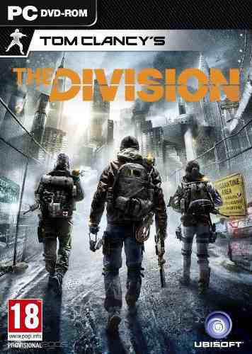 Videojuego pc tom clancy´s the division uplay key