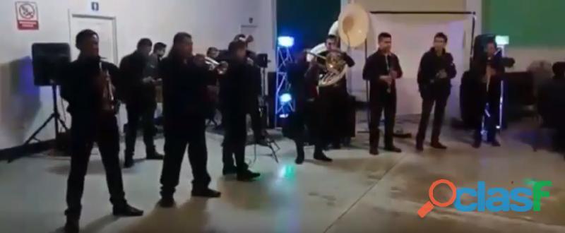 Banda sinaloense la pesada