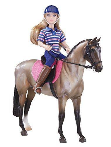 Breyer caballos classics inglés caballo y jinete