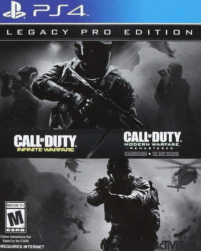 Call of duty infinite warfare legacy pro ps4 (en d3 gamers)