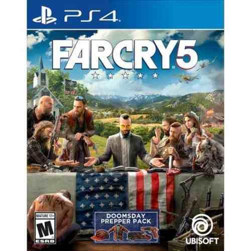 Far cry 5 farcry 5 para ps4 playstation 4 - nuevo y sellado