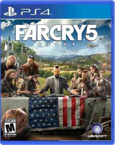 Far cry 5::.. para playstation 4 en start games